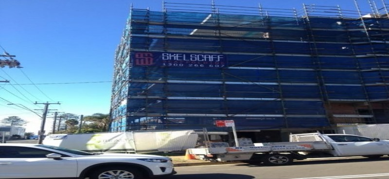 Commercial Scaffold Labour Hire Wollongong