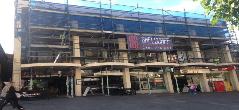 Skelscaff Wollongong Mall